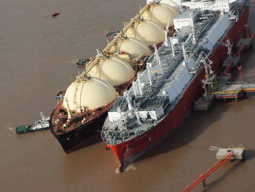 Buques metano y gasificador escobar 10