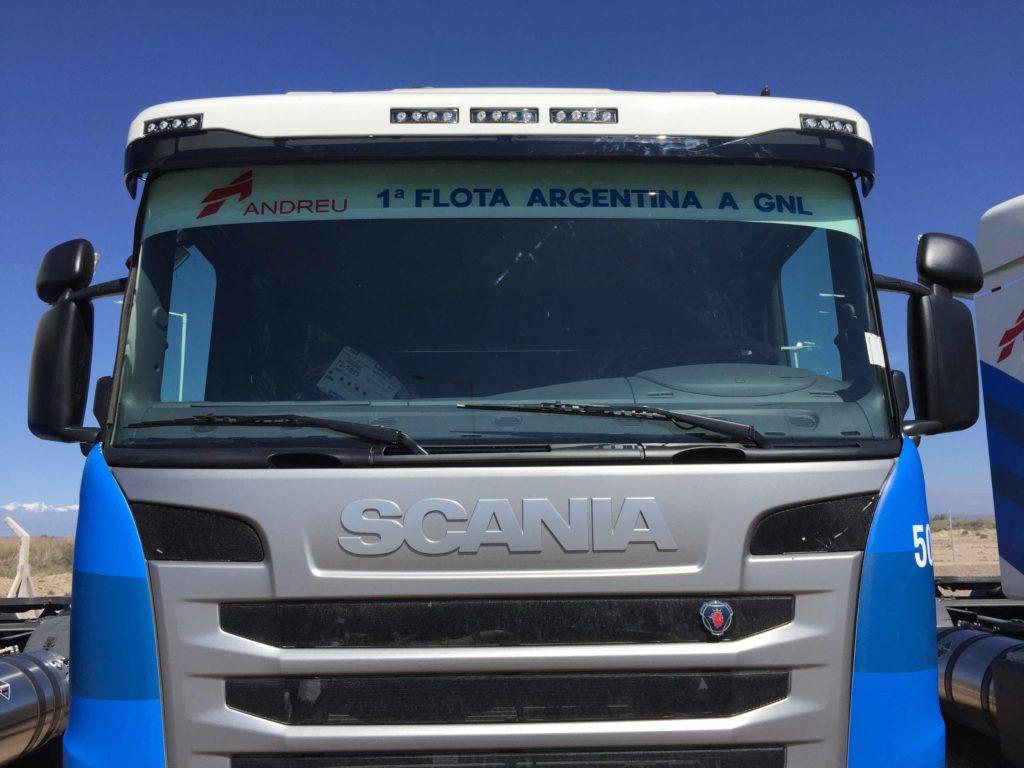 Camión Andreu